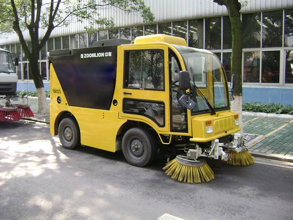 Street Sweeping Delayed