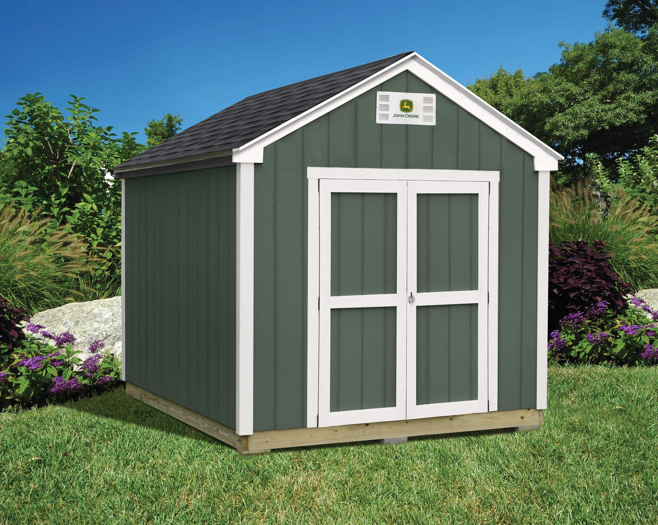 NEW SHED ORDINANCE