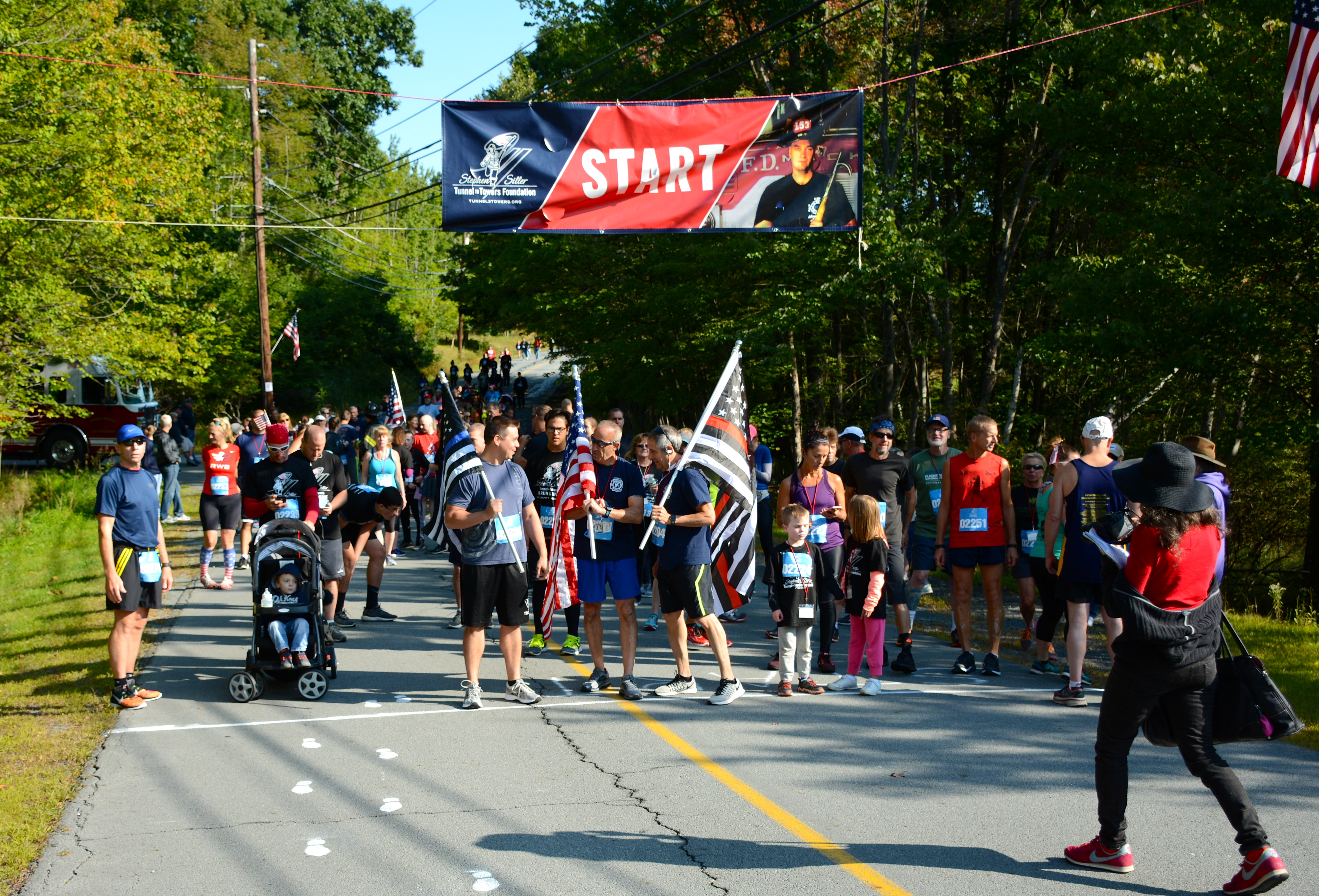 T2T 5K ROAD CLOSURES ON 9/8/2019