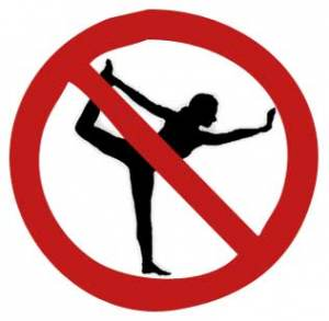 Yoga Class for the week of Feburary 5th is cancelled.