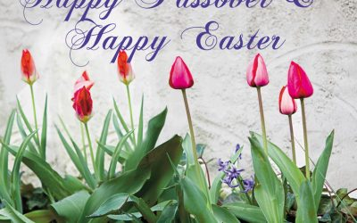 Happy Passover and Happy Easter