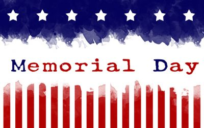 Memorial Day Observance/GARBAGE RESCHEDULED