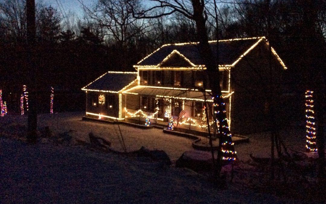 The Winners of the GKCC House Decorating Contest are…
