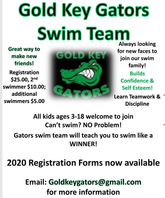 Gold Key Swim Team