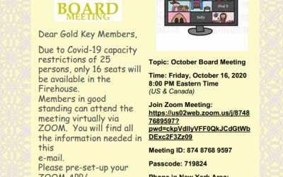 Zoom Board Meeting Access